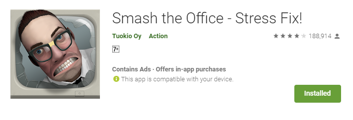 smash the office game review